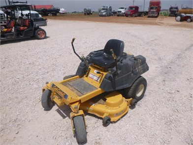 CUB CADET RZT LAWN MOWER Other Auction Results - 1 Listings