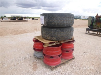 Wheels And Tires Other Auction Results - 2 Listings