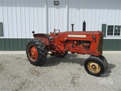 1961 allis-chalmers d17 at tractorhouse com
