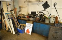 Large Grp, of Assorted Auto Parts, Heavy