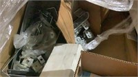 Assorted Electrical and Networking Hardware-