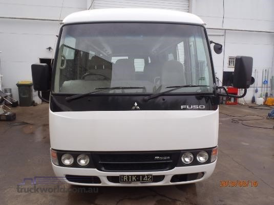 2012 Fuso Rosa Deluxe 22 Seats - Buses for Sale