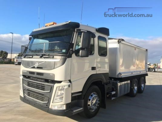 2014 Volvo FM500 Trucks for Sale