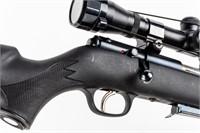 Gun Savage 93 R17 Bolt Action Rifle in 17 HMR