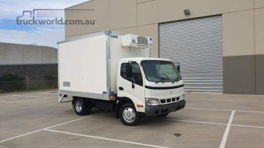 2003 Hino Dutro 4500 Trucks for Sale