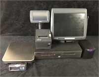 MICROS POS System & Office Equipment