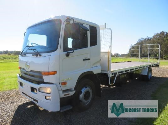2012 UD PK16 250 Condor Midcoast Trucks - Trucks for Sale