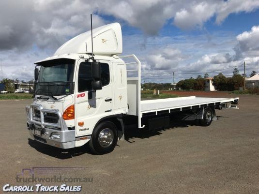 2012 Hino 500 Series 1024 Long Trucks for Sale
