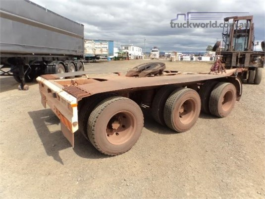 0 Gte Dolly Western Traders 87 - Trailers for Sale