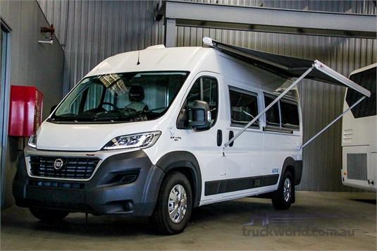 Fiat camper van for sale