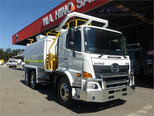 2019 Hino 500 Series 2628 FM WA Hino - Trucks for Sale