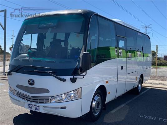2019 Yutong 27 Seater Goanna WA Hino - Buses for Sale