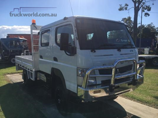 2013 Fuso Canter 4x4 Trucks for Sale