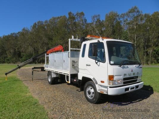 2007 Fuso Fighter 6 Trucks for Sale
