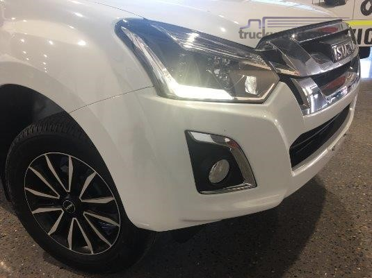 2019 Isuzu UTE D-Max LS-T Brisbane Isuzu Ute - Light Commercial for Sale