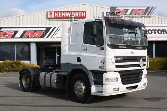 2005 DAF CF85 Graham Thomson Motors  - Trucks for Sale