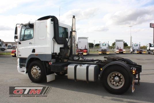 2005 DAF CF85 Graham Thomson Motors - Trucks for Sale