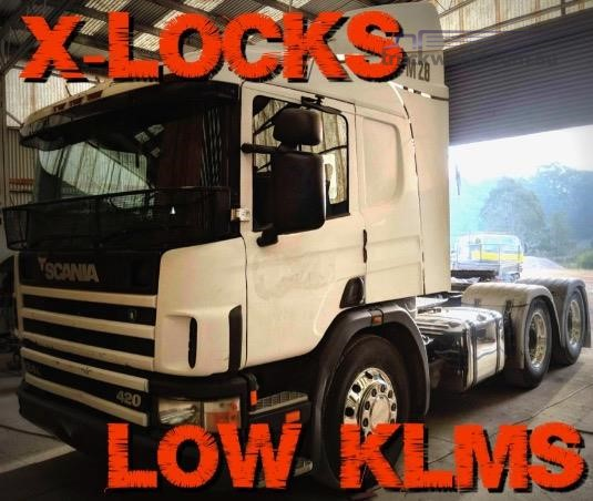 2001 Scania P420 Southern Star Truck Centre Pty Ltd - Trucks for Sale