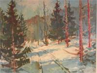 Online maleri auktion.