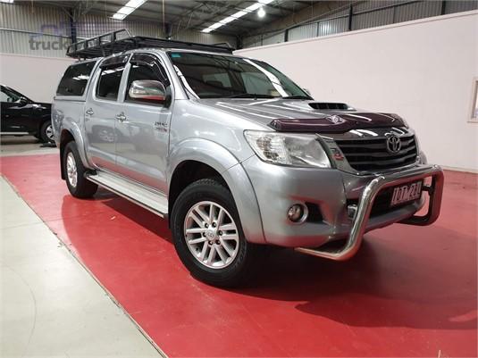 2014 Toyota Hilux Sr5 Light Commercial for Sale