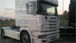 SCANIA R124L470  used