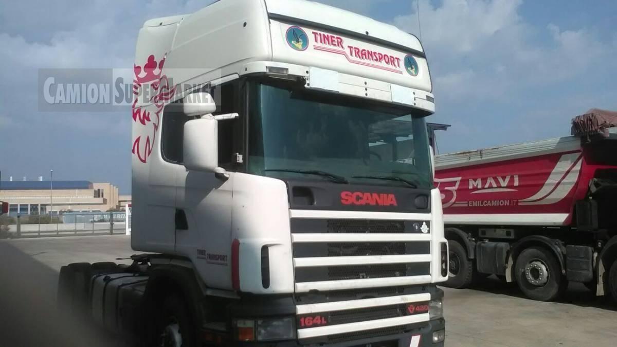 Scania R164L480 Uzywany 2003