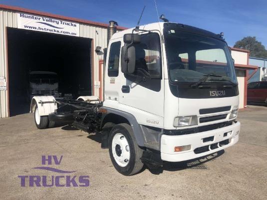 2007 Isuzu FSR 700 Long Hunter Valley Trucks - Trucks for Sale