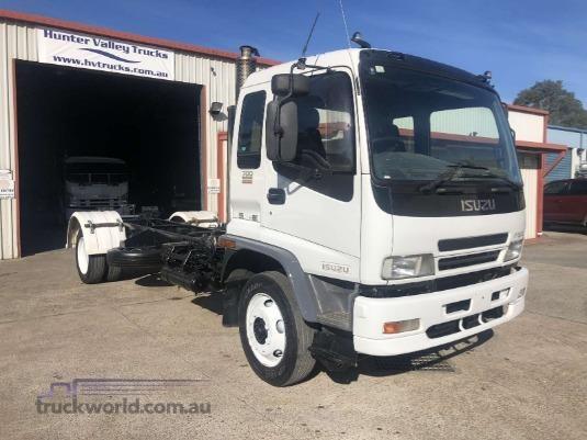 2007 Isuzu FSR 700 Long - Trucks for Sale