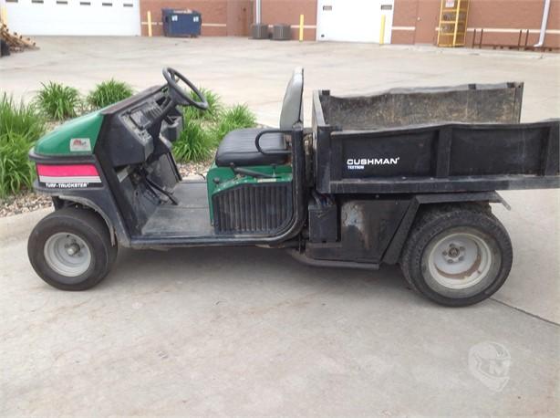 2002 cushman turf-truckster