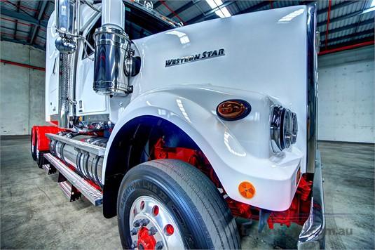 Western Star 4900FXC