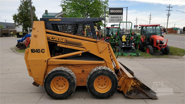 2001 CASE 1845C For Sale In Chesterfield, Michigan Case C Skid Loader Wiring Harness on
