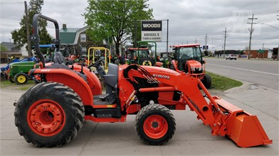 KUBOTA L6060 For Sale In Michigan - 7 Listings ... on