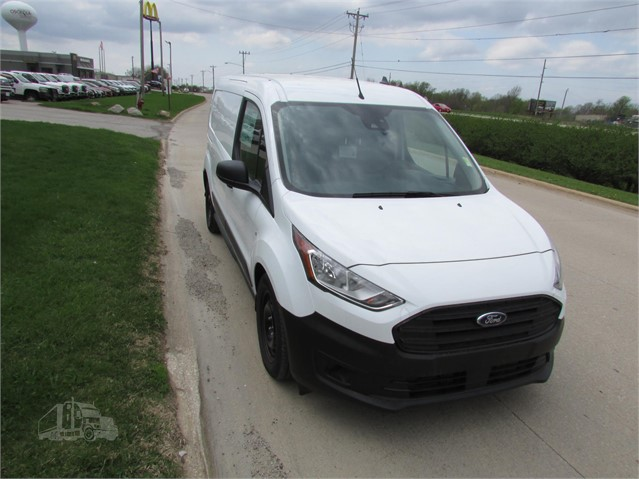 2019 FORD TRANSIT CONNECT For Sale In Osceola, Iowa