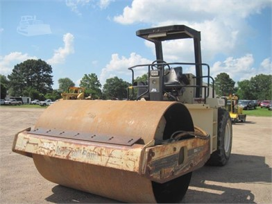 2001 INGERSOLL RAND SD110D PRO PAC SINGLE DRUM COM Other