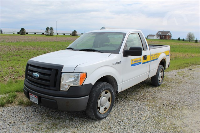 2009 FORD F150 at AuctionTime.com