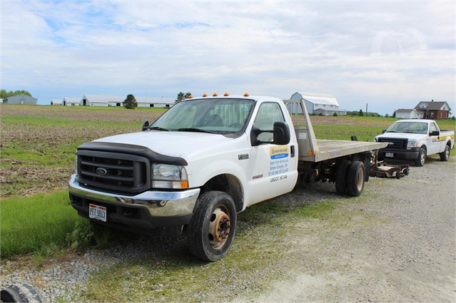 2004 FORD F550 at AuctionTime.com