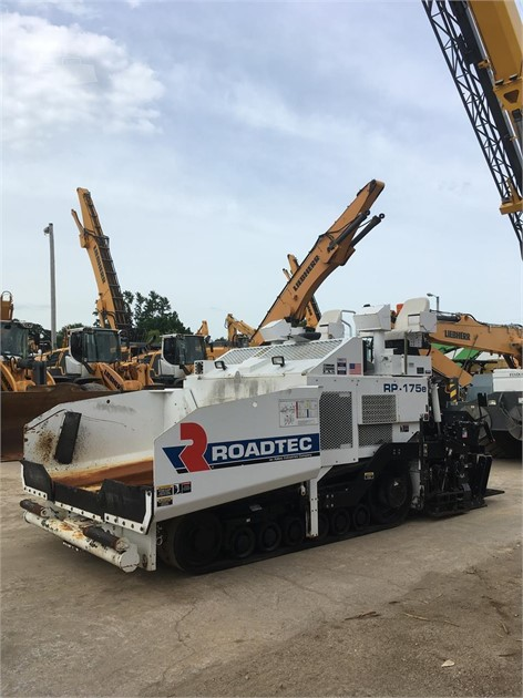 2016 ROADTEC RP175E For Sale In Milwaukee, Wisconsin | www