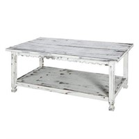 ALATERRE RUSTIC COTTAGE COFFEE TABLE