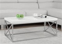 """MONARCH COCKTAIL TABLE 44""""X26""""X16"""" (NOT ASSEMBLED)"""
