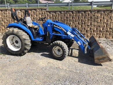NEW HOLLAND TC35 For Sale - 22 Listings | TractorHouse com - Page 1 of 1