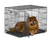 "MIDWEST 36"" FOLDING DOG CRATE"