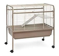 PREVUE HENDRYX SMALL ANIMAL CAGE(NOT ASSEMBLED)