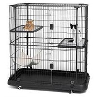 PREVUE PET PRODUCTS CAT HOME(NOT ASSEMBLED)