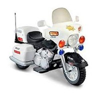 12V POLICE MOTORCYCLE(NOT ASSEMBLED) KIDS TOY