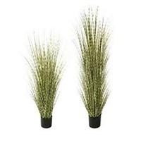 ARTIFICIAL GRASS SET OF 2
