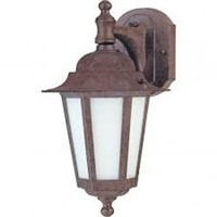 NUVO LIGHTING 1 LIGHT DOWN OUTDOOR WALL SCONCE