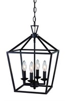 TRANSGLOBE LIGHTING HANGING LANTERN PENDANT
