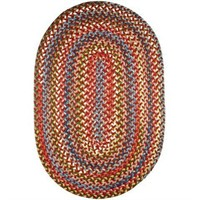 """TOWN PORT AREA RUG BY COLUMBIA 24""""X70"""""""