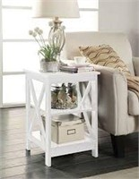 OXFORD END TABLE(NOT ASSEMBLED)