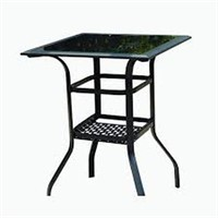 PATIO FESTIVAL OUTDOOR DINING TABLE(NOT ASSEMBLED)
